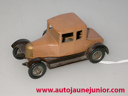 Matchbox 1926 morris cowley