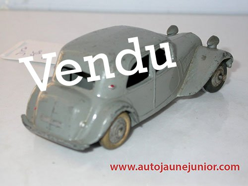 Dinky Toys France 11BL traction avant