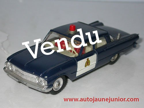 Dinky Toys GB Fairlane RCMP