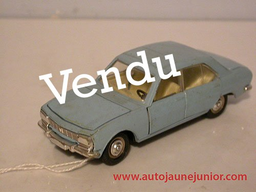 Dinky Toys France 504 berline