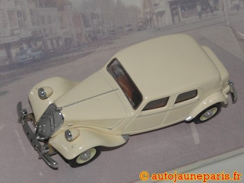 Dinky Matchbox 15cv traction avant 1952