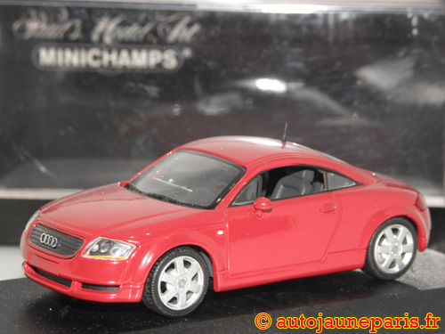 Minichamps TT coupe 1998