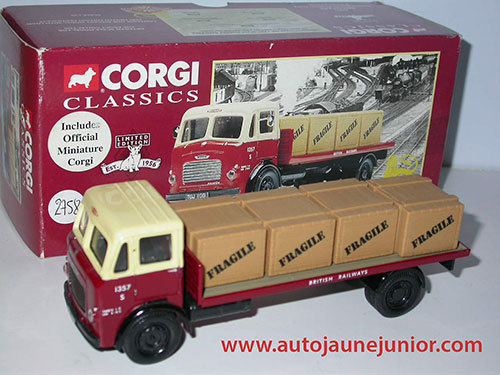 Corgi Toys British Rail