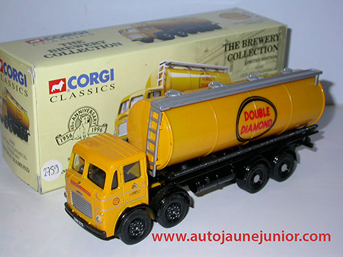 Corgi Toys Double Diamond