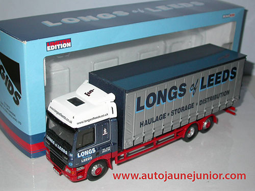 Corgi Toys CF Long & Sons