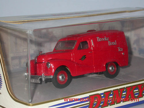 Dinky Matchbox A40 1953 bROOKE Bond Tea