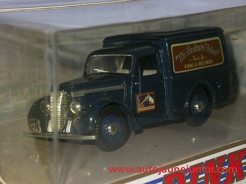 Dinky Matchbox 8 CWT Van 1948  His maters Voice